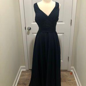 Blue Wedding Formal Dress